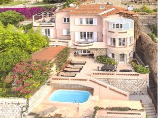 Luxury 5 bedroom villa in Villefranche sur Mer, Beaulieu