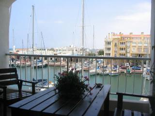 Romantico apartamento en puerto deportivo.WIFI, Almerimar