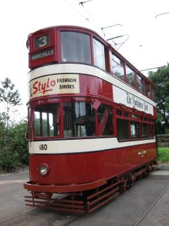 Crich Tramway Museum, good day out, near to Cromford home of the Industrial Revolution.
