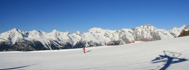 Nendaz Skiing