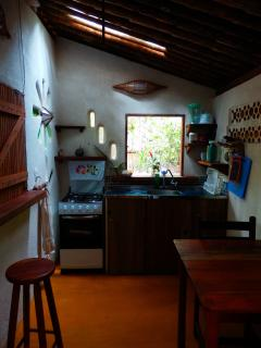 Kitchen Chalet