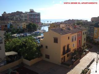 Apart. a 200m playa con vistas al mar PORTSAPLAYA, Alboraya