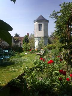 the romantic dovecote