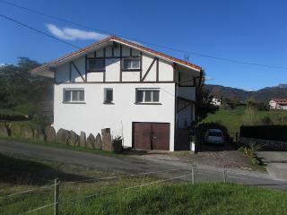 casa paesi baschi, Vera de Bidasoa