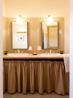 The Junior Suite Bathroom