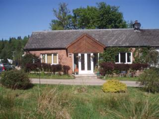 Pinetree cottage Holiday rental  Callander Trossachs National Park