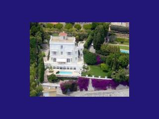 Large Holiday Rental Villa  Villefranche sur Mer, Villefranche-sur-Mer