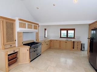 The large Kitchen- perfect for entertaining