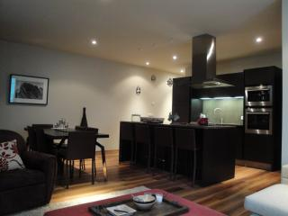 Apartment Le Globe Argentiere Modern Kitchen & Dining