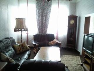 Das große, helle Wohnzimmer