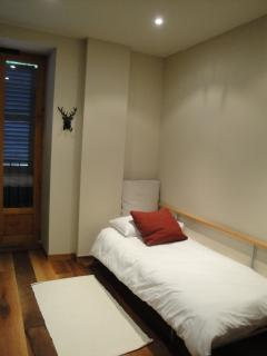 Apartment Le Globe Argentiere twin Room