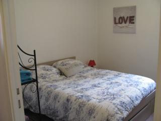 The parents' bedroom