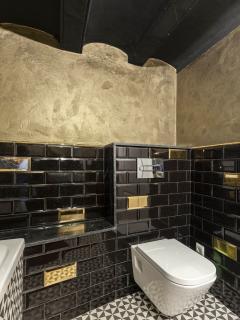 toilet en suite room 1