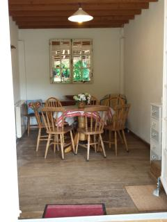 Dining Room La Maison Verte