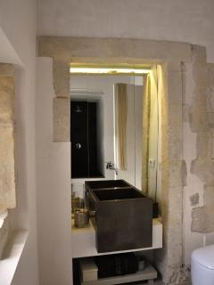 bagno primo livello - bathroom first floor