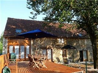 Holiday home close to Sarlat in the Dordogne/Lot countryside