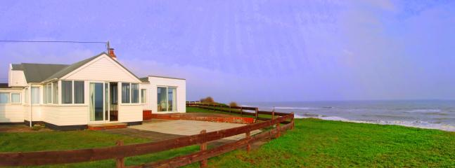 External  view of Seaview Beach House