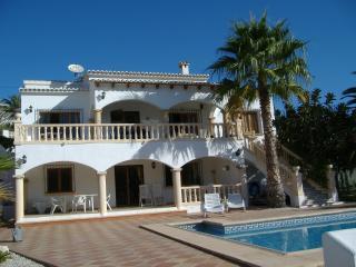 Villa los Prados, Benitachell