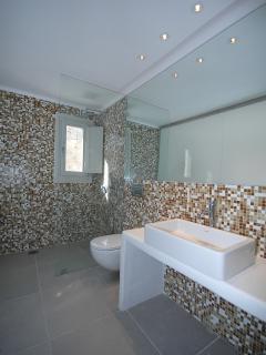 En-suite bathroom of Suite #2