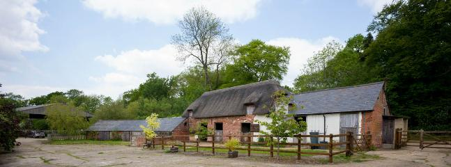 Fallow Cottage at Hucklesbrook Farm