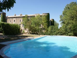 20 km AvignonAppt dans chateau