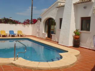 Holiday Villa with Beach nearby in Javea, Alicante
