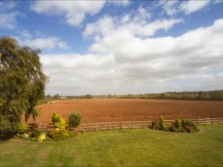 Country View from Croft House