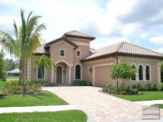 Brand new custom pool home in exclusive Black Bear Ridge- 60 day minimum, Naples