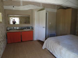 2 vasques dans la chambre