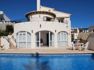 Casa Alegria - Sleeps 12 ideal for two families, Murla