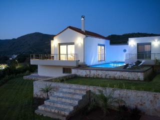 Villa pounente, Nopigia