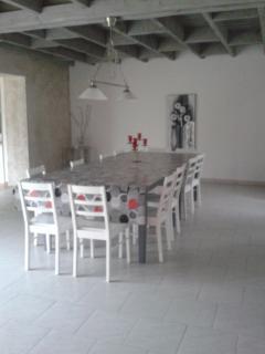 salle à manger 48m²