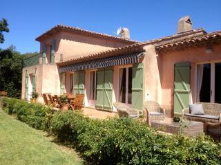Villa vue mer Sainte Maxime