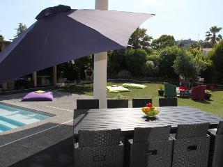 Villa avec piscine,SANS VIS à VIS mer à 4 mn, Cap-d'Agde