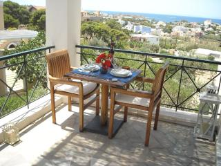 Archipelagos apartment - 33 sq.m - sea view, Poseidonia