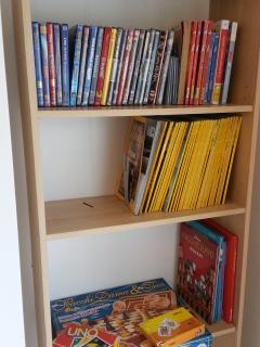DVD - Games - Books