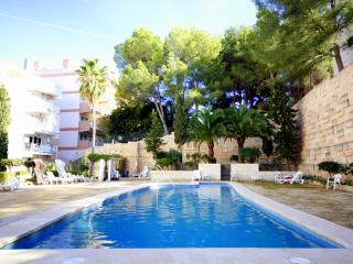 Wonderful first line apartment in Santa Ponsa