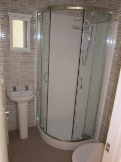New Shower room and Toilet