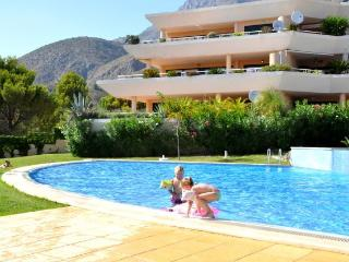 Luxury apartment, Altea La Nova (ref:4) 4 persons, Altea la Vella