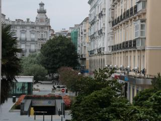 plaza cuadro, Santander