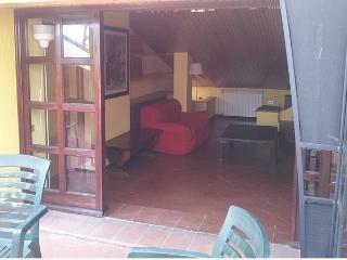 terrazza con entrata diretta da camera, salone e cucina