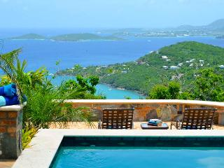 La Bella Vita: Sunset Views Year Round!, St. John