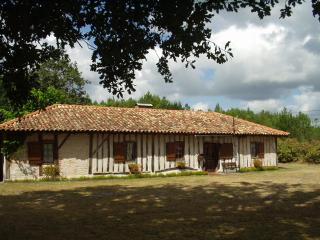 Maison Landaise 'Fermette la Musarde', Parentis-en-Born