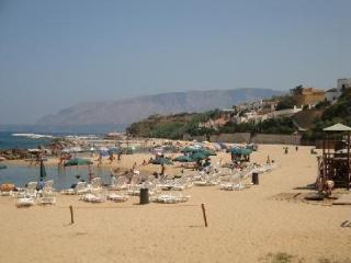 Vacanze al mare di T tappeto, Trappeto