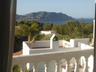 Ibiza,apartamento con impresionantes vistas al mar