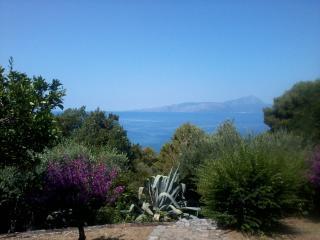 Maratea - Ferienhaus im Grünen mit Meerblick