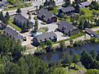 Aerial View of Domaine Du Lac