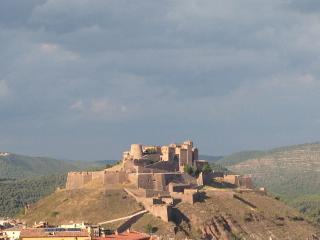 Castell de Cardona/ Castillo de Cardona/Cardona Castle/Chateau Cardona