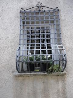 Antica finestra della casa
