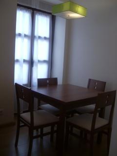 Salón, mesa comedor
